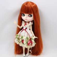 ICY Neo Blythe Doll Ginger Hair Jointed Body 30cm