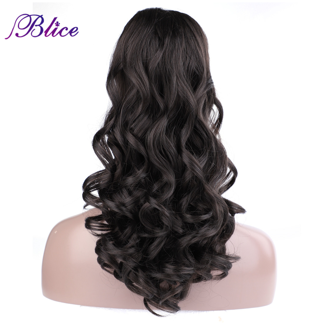 Blice Synthetic Curly Ponytail 20