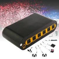 Audio Matrix 4 in 2 Out Digital Optical Audio Video Converter SPDIF Splitter Adapter GDeals