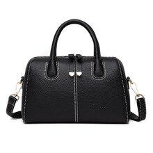цены Spring Summer Fashion Crossbody Bags Shoulder Tote Bags Ladies High Quality PU Leather Messenger Bag Women Handbags bolsos mujer
