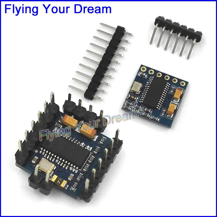 On-Screen Display Mini OSD 3DR APM 2.6 2.52 Flight Control Board For OCDAY FR