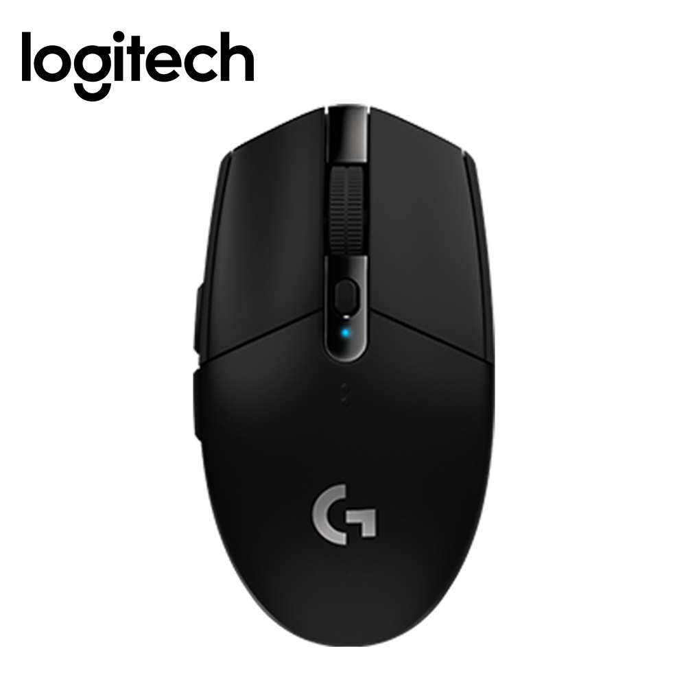 Logitech new mouse G304 LIGHTSPEED wireless gaming mouse 12 000 DPI CSGO PUBG designed for games