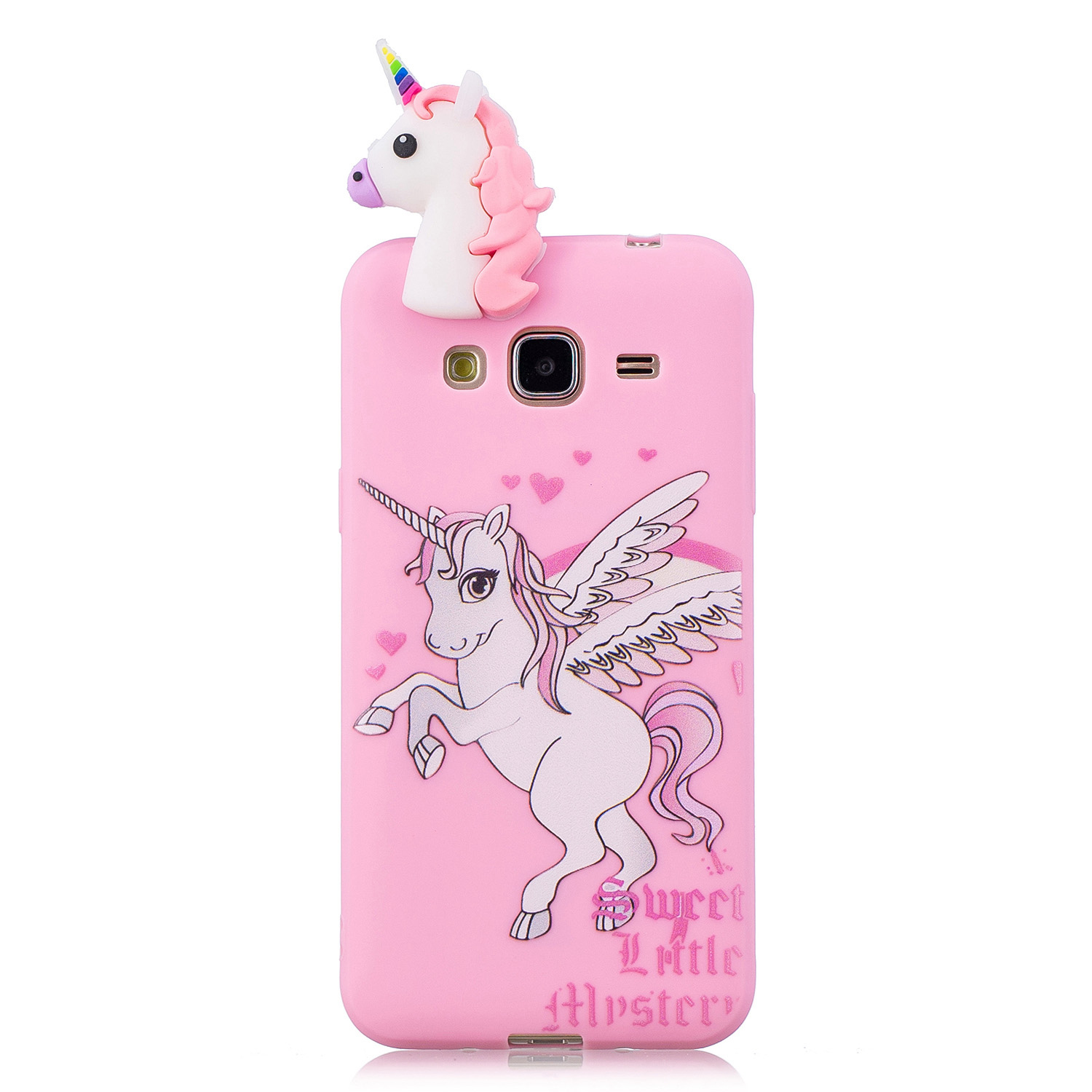 Lovely Cartoon White Squishy <font><b>Phone</b></font> <font><b>Cases</b></font> for samsung <font><b>galaxy</b></font> <font><b>j3</b></font> 2016 <font><b>Case</b></font> Cute Smiling Cloud Soft Silicone stress relief Cover