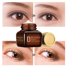 Lift Firming Ageless Eye Cream Aging Anti Wrinkle Remove Fine Lines Whitening Eye Patch Dark Circle Anti Puffiness Skin Care 20g whitening avocado eye cream beauty skin care moisturizing anti puffiness anti aging dark circle lift firming cream wr34