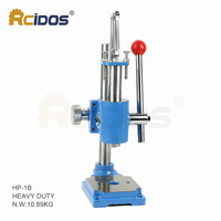 MP 1 Manual press,RCIDOS HIGH quality strong heavy duty desktop manual press machine, small punch machine,hand stamping machie