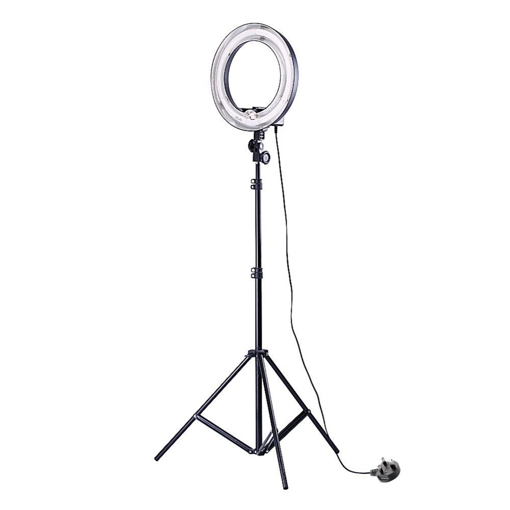 Neewer Camera Photo Video Ring Fluorescent Flash Light Kit