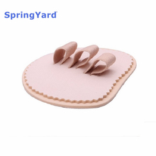 SpringYard EVA Hammer Toe Overlapping Toes Orthopedic Straightener Forefoot Cushion Pad Foot Care Tool Men Woman