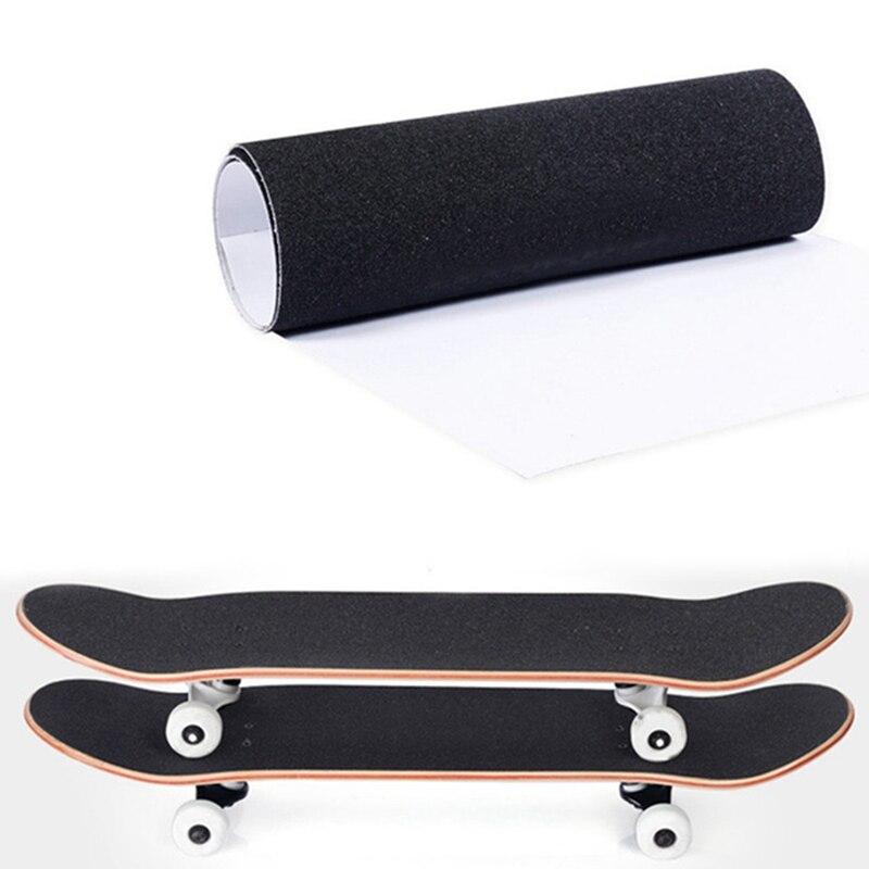 Professional Skateboard Grip Tape Deck Sandpaper Grip Tape Skateboard Deck Board Longboard 83*23cm Useful