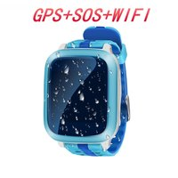 Waterproof Q85 Anti Lost Child watch with WIFI GPS Tracker SOS Positioning Tracking smart Phone Kids GPS Safety Watch