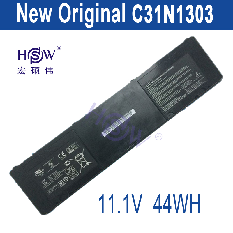 HSW Laptop Battery for ASUS C31N1303 Pro Essential PU401 PU401L PU401LA PU401E4500LA bateria asus b85m e desktop motherboard b85 socket lga 1150 i3 i5 i7 ddr3 32g atx uefi bios original used mainboard on sale