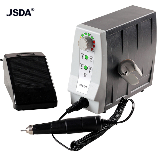 Micro Precision Electric Grinder JD5500 File Buffer Drill Bits ...