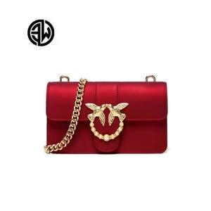 ca5da628aac ETONWEAG Messenger Bags Leather Handbags Ladies Women