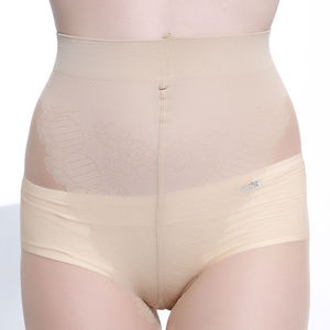 Image 5 - (6 ペア/パック) 女性の 40 デニールコア 紡績シルク超薄型ストッキングセクシーなとファッションビキニ蝶チャームタイツ