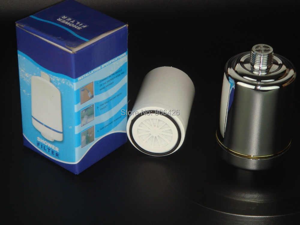 Химический Душ фильтр/спа душевая головка/душ очиститель с комбинированным углеродом и KDF материал для удаления хлора и тяжелых металлов