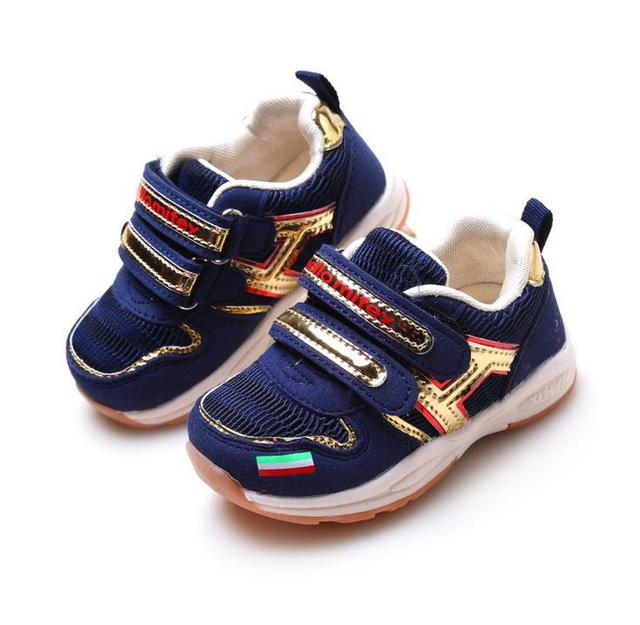 New design 1pair Brand Kids Sneakers,Cheap Girl/Boy Soft Shoes,Super quality Children Outdoor Shoes