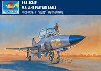 Trompet 02879 1:48 Çin antrenör-9 Kartal eğitmen Montaj modeli