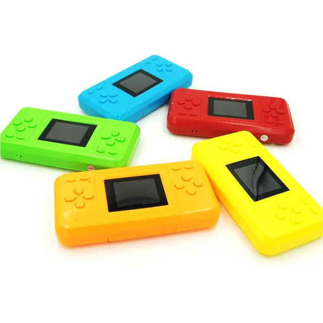 1.8 Inch 280 Classice Games Inside Handheld Video Game Player Console Educational Toy Gift