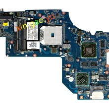 702177-501 702177-001 M6 laptop motherboard mainboard para HP M6-1000 HD7670M/2g LA-8712P mainboard