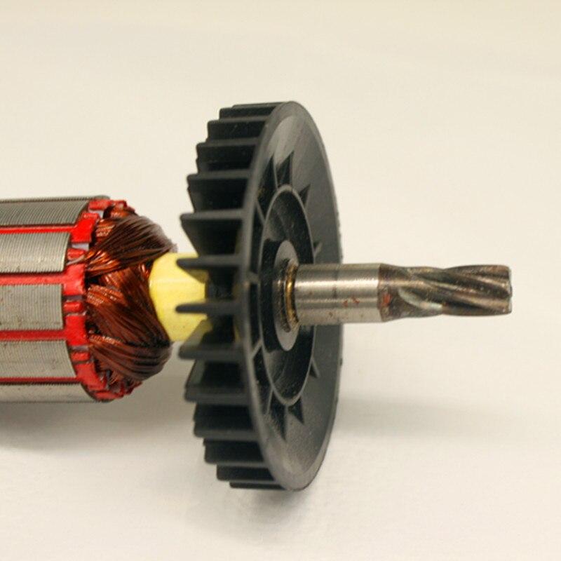 US $9.5 |AC220 240 5 Teeth Armature Motor Replacement for MAKITA HR2450A Makita Hr Wiring Diagram on