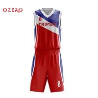free design custom dye sublimation basketball jersey men camouflage basketball shirt