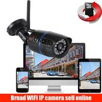 אלחוטי IP מצלמת 1080P 3MP 5MP HD P2P ONVIF 802.11b/g/n wifi רשת Wired IP מצלמה IR חיצוני עמיד למים מצלמה IP ABS פלסטיק