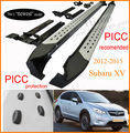 "for Subaru XV running board XV side step bar 2012-2015 2016, ""newest"" model, PICC protection, recomended, high cost performance"