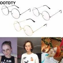 Hp винтажные очки с круглой оправой, косплей, опора, фигурка, игрушка, нежные и красивые очки для мужчин, женщин, детей