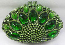Free shipping !! B11,fashion top crystal stones ring clutches bags for ladies nice party bag