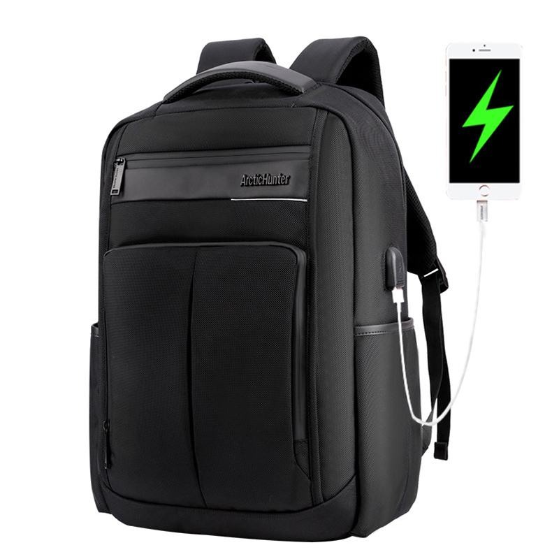2017 New Laptop Backpack External USB Charge Backpacks Waterproof Bags for Men Women Rucksack School Bag Backpack for Teenagers gravity falls backpacks children cartoon canvas school backpack for teenagers men women bag mochila laptop bags