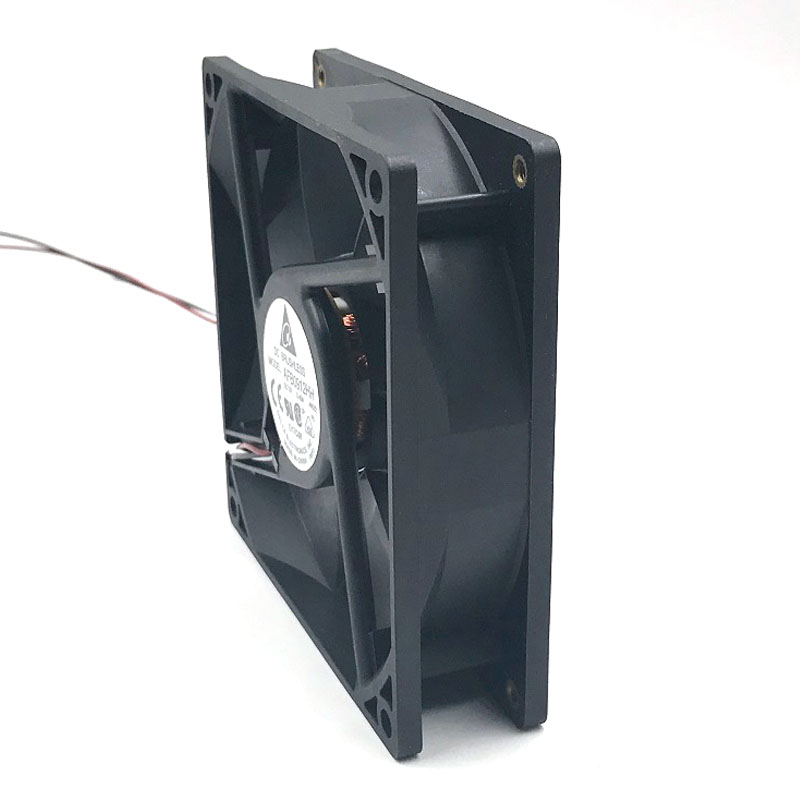 Image 3 - for delta AFB0912HH 92*92*25MM 90x90x25mm DC12V 0.40A case Cooling Fan 67.92CFM 4500RPM-in Fans & Cooling from Computer & Office