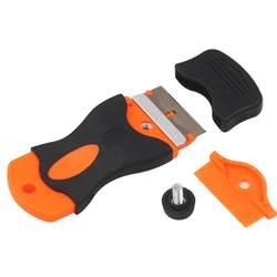 Автомобильная лопата для уборки снега бритвы оконный скребок клей запасных Air Remover лезвие бритвы скребок для льда Новый