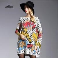 Trui Unif Koreaanse Vrouwen Knit Truien En Pullovers Print Shrugs Voor Vrouwen plus Size Off Schouder Trui Lange Mouwen