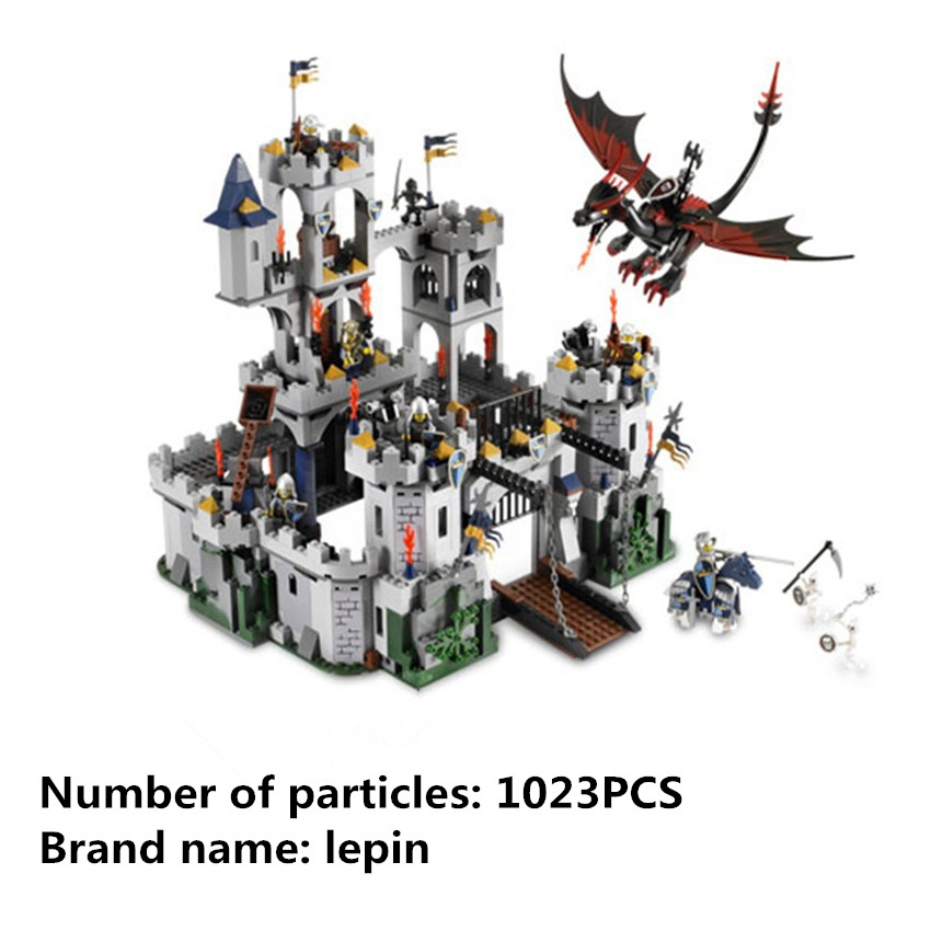 Lepin Hit Big Movie Series 16017 Miss Pei's Fantasy Castle Creative Puzzle Toy Plastic 8~13 Years Dungeons And Dragons Sale