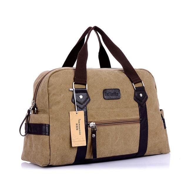 Novos Homens Sacos de Viagem de Grande Capacidade de Bagagem Duffle Sacos de Viagem bolsas de ombro Da Forma Da Lona Das Mulheres