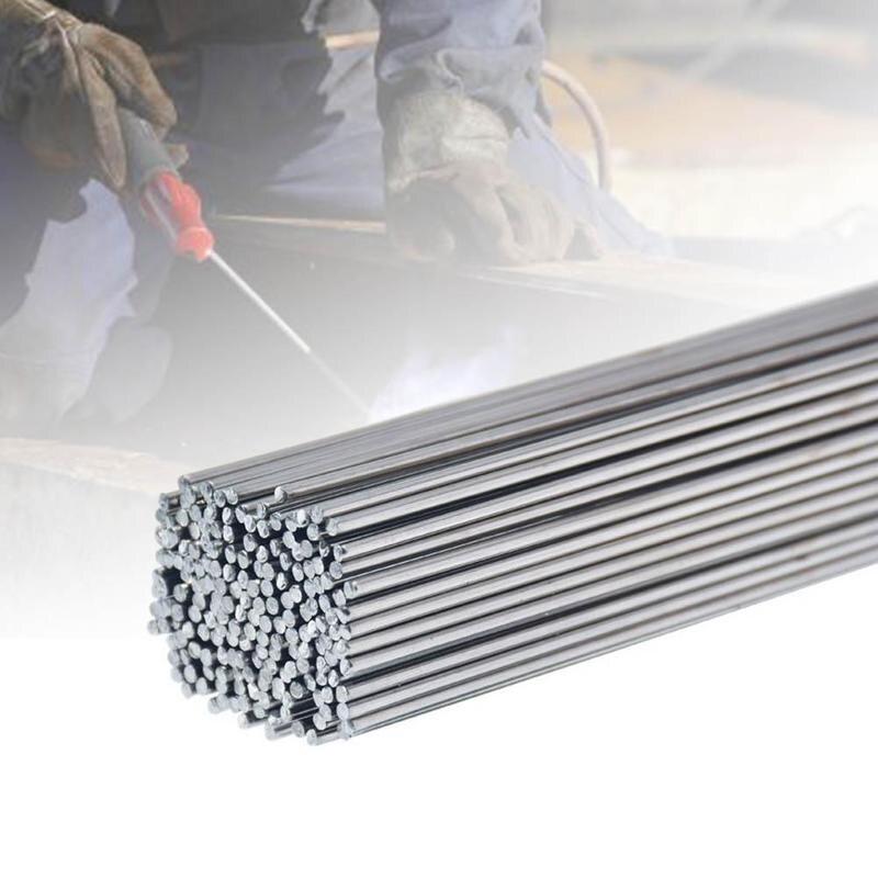 Easy Aluminum Welding Rods Low Temperature 10 Pcs 1.6mm 2mm No Need Solder Powder 2019 New