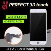 2pcs Lot Grade AAA High Screen For IPhone 8 LCD Display Screen Replacement Lens Pantalla With