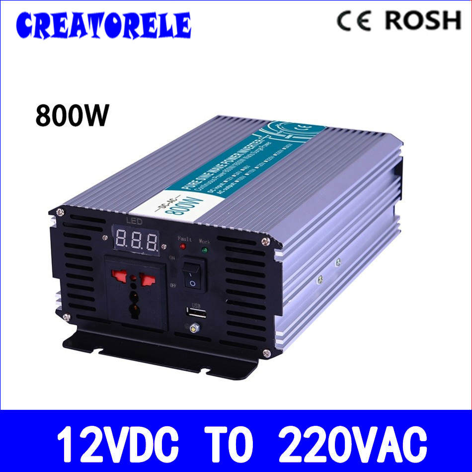 P800-122 pure sine wave 800w powerr inverter 12v to 220v voltage converter,solar inverter LED Display,Full powerr kredige anti odor zip tide leather shoes hard wearing mens casual shoes pu breathable waterproof plate shoes british style 39 44