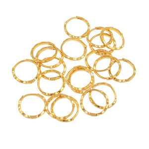 Image 1 - Anniyo 12 pares/diâmetro 1.5 cm marshall primavera anel brincos cor do ouro para mulheres meninas kiribati jóias micronésia presentes #163306