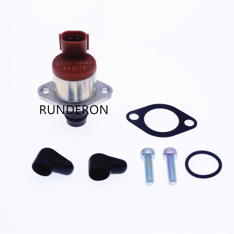 High Quality Fuel Metering Valve Unit 294200-0170 for Denso Common Rail Injection Pump SCV Valve For <font><b>SK200</b></font>-<font><b>8</b></font> Excavator image
