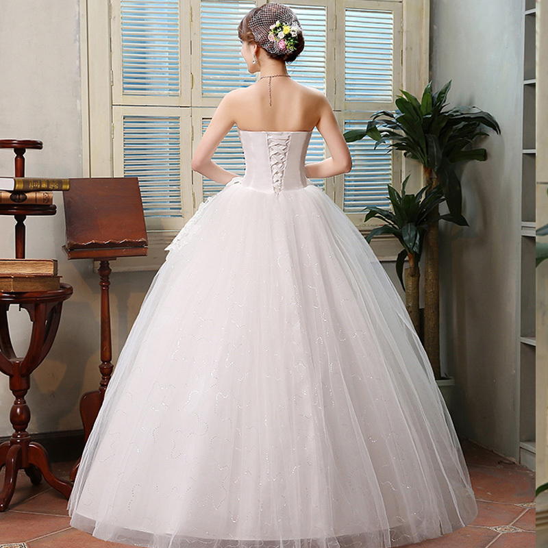 Hot Sale 2016 Sweetange Korean Style Sweet Princess Fashion Tirered Wedding  Dress Laciness Bridal Gowns vestido de noiva HS 112-in Wedding Dresses from  ... 424096cf290c