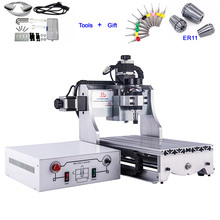 Low Cost CNC Machine 3020 300W Woodworking Engraving Machine