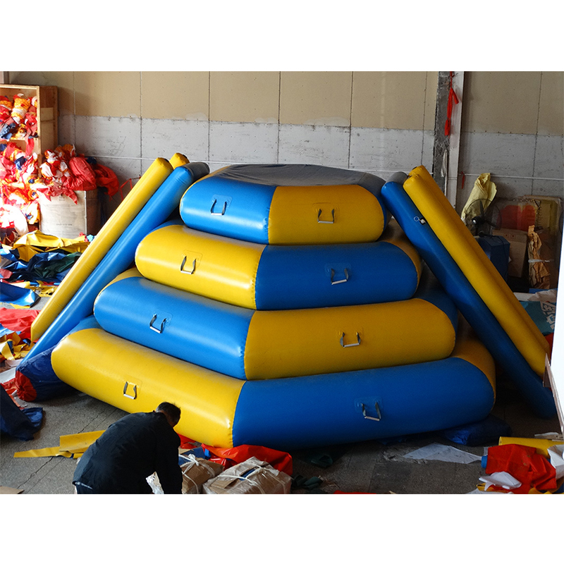 Outdoor inflatable water slide park sales inflatable water ...