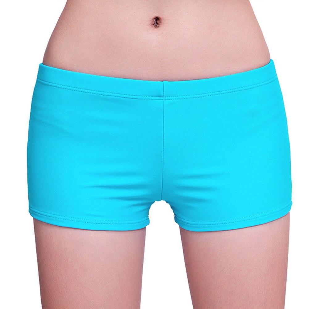 Women Bikini Swimwear Bottom Summer Beach Wear Workout Running   Shorts   QL Sale