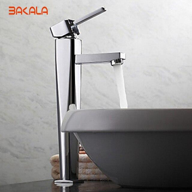 Online Shop BAKALA modern faucet design washbasin bathroom tap ...