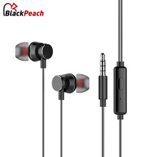OVEVO S10 high quality Stereo In-Ear Earphone Line Control Mic Noise Cancelling Bass Headset for MP3,Smartphone(China)