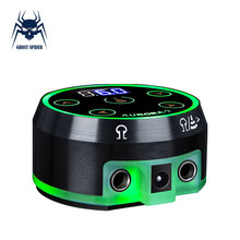 Aurora-2 Tattoo Power Supply Upgrade Digital LCD New Mini LED Touch Pad Power Supplies For Tattoo Rotary Machines Pen