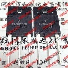 Совершенно аппарат не Привязанный к оператору сотовой связи F20U120DN FFAF20U120DN TO-3PF 1200V 120A