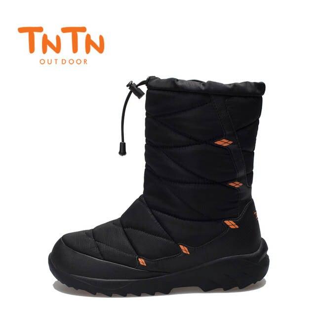 b960067a6c9 TNTN 2017 Outdoor Winter Hiking Boots Waterproof Boots Warm Fleece Snow  Shoes Men Women Thermal Hiking Outdoor Walking Boots