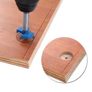 Image 4 - wood jig 35mm Hinge Jig Hole Saw For Furniture Door Cabinet Hinge Installation pocket hole jig tool for carpentry