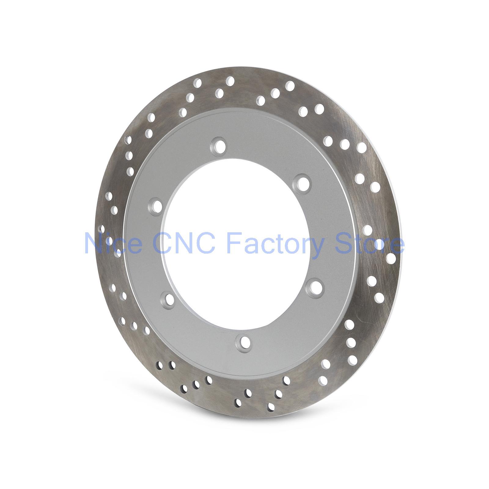 Motorcycle Parts Rear Brake Disc Rotor For Honda VTX1300 S3/S4/S5/S6/S7/S8 2003 - 2008 2004 2005 2006 2007 NEW
